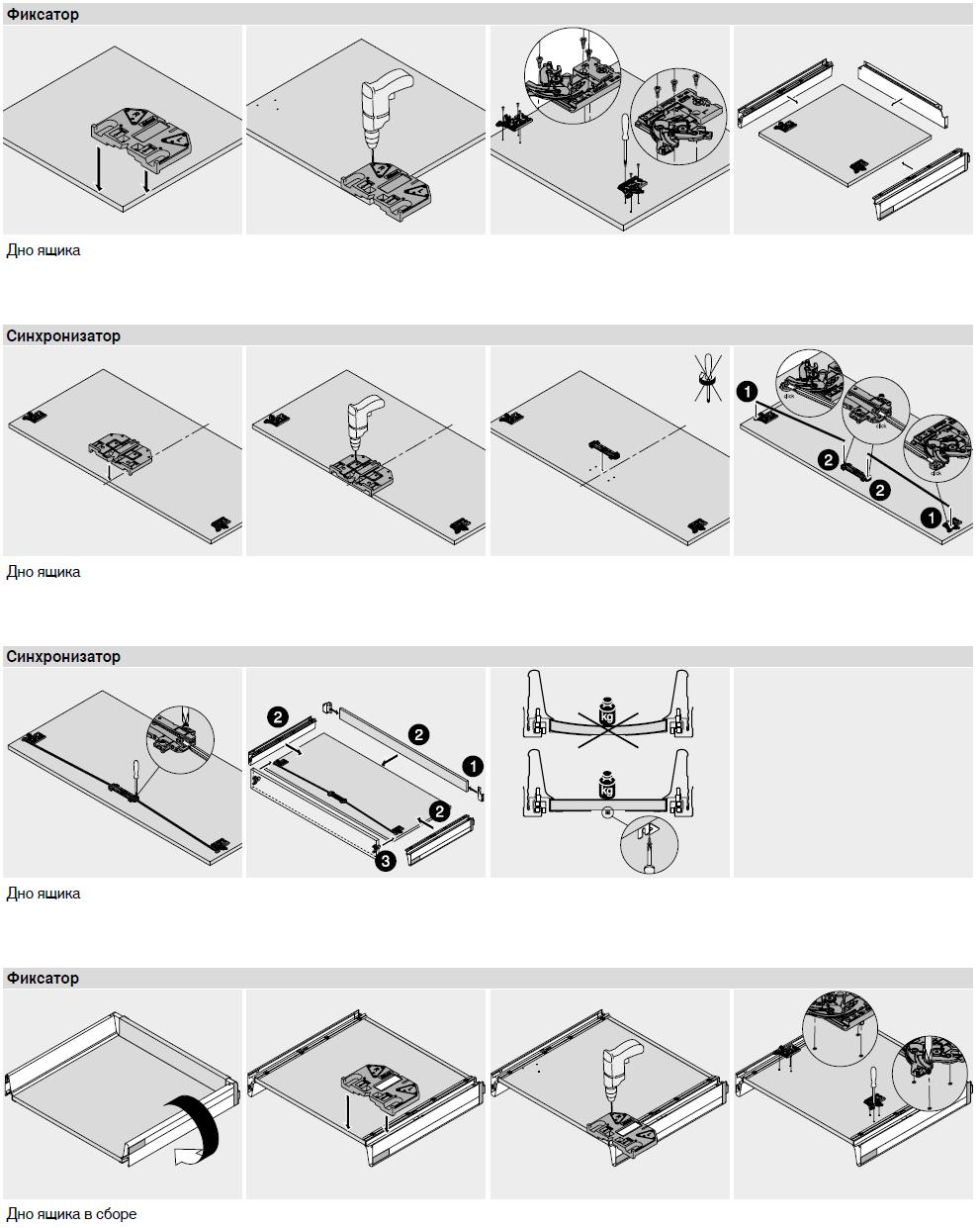 инструкция сборка шкафа с карго